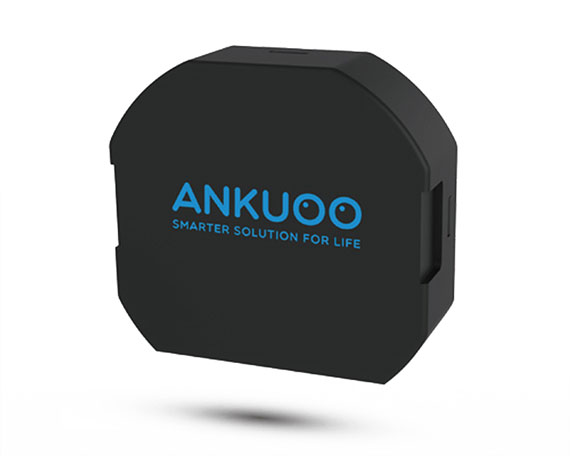 Ankuoo CSW201 Wi-Fi WLan Kontroller Wandschalter Modul für Smarthome Lösungen
