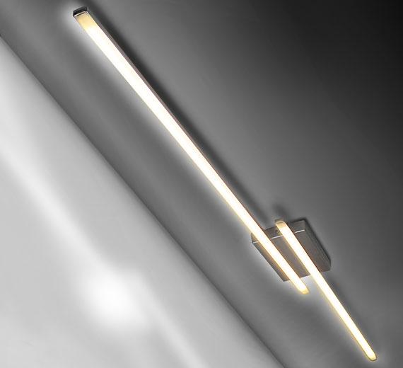HA112W  PRINCEPS [3000K Warmweiß] 24W LED Deckenleuchte  145 x 10 cm