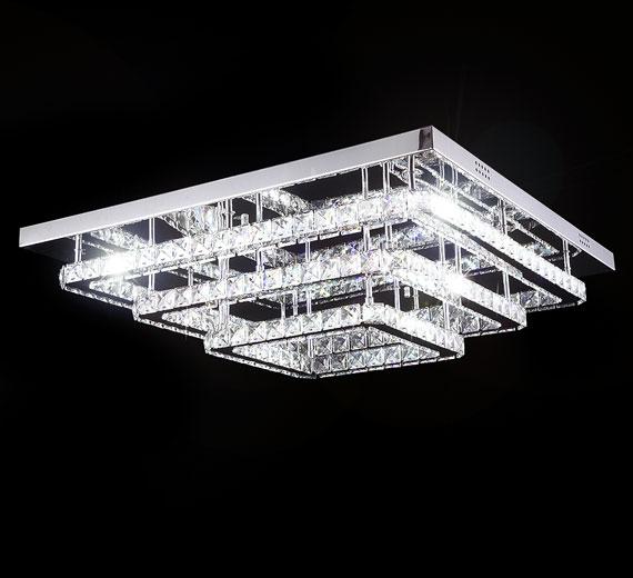HA260 WATTRA LED Deckenleuchte warm kalt neutral weiß Fernbedienung