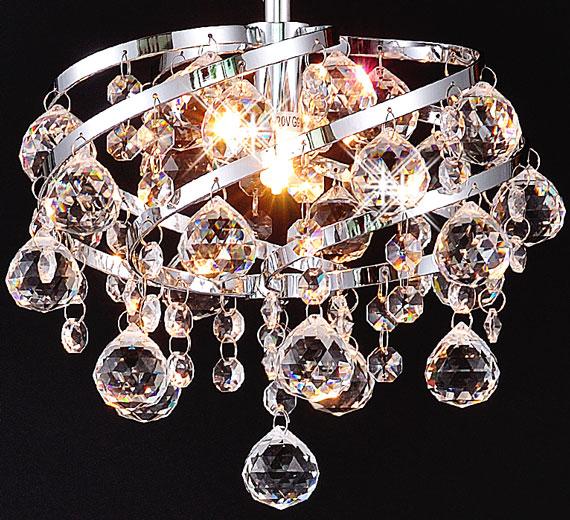 HA817 (LW817)  OXANA- Kristall Hängeleuchte