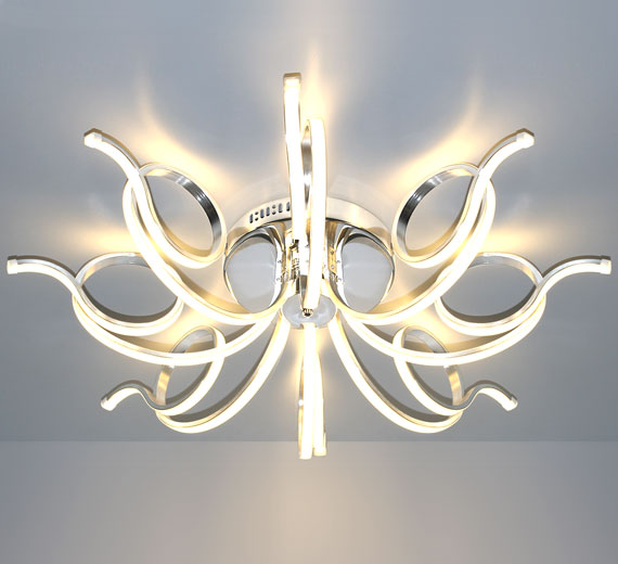 HA901 INFLEXUM [3000K Warmweiß] LED 81*81 cm  Deckenlampe