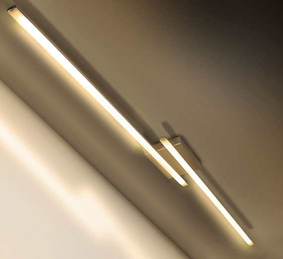 HA122 48W GEROLD LED Deckenleuchte  230 x 10 cm