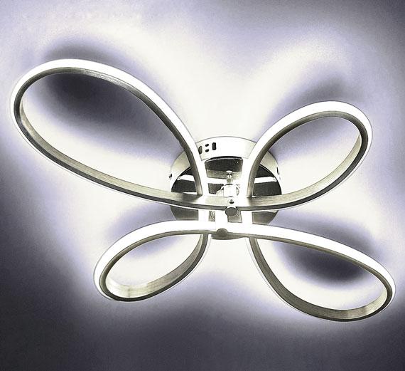 HA966 36W Duplet LED Deckenleuchte  60x40cm